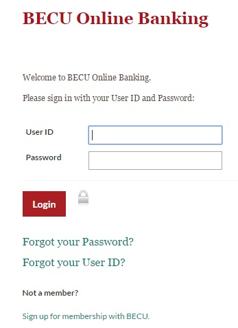BECU's ABA/Routing Number is 325081403