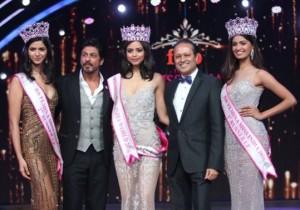Priyadarshini Chatterjee Wins Miss India 2016