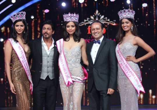 Miss India 2016 Winner Name and Country/ Winners Photos