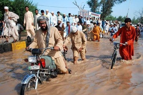 Northwestern Pakistan Flash Floods Photos