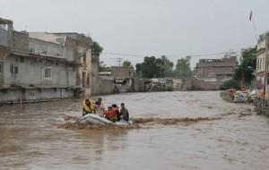 Northwestern Pakistan Flash Floods