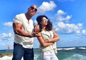 Priyanka Chopra Missing From Baywatch First Look