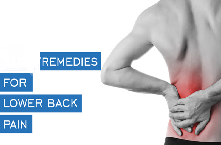 Six Must Try Remedies for Lower Back Pain