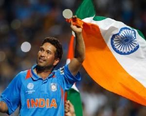 Cricket Legend Sachin Tendulkar