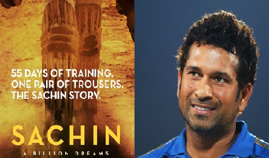 Sachin: A Billion Dreams – Trailer and Poster of Biopic Movie of The Cricket Legend Sachin Tendulkar