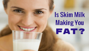 STOP Drinking Skim Milk