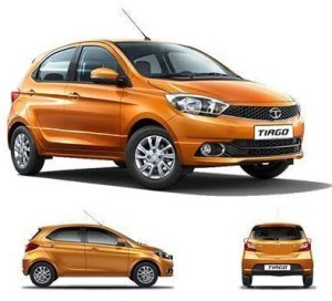 Tata Motors Launches Tiago Hatchback