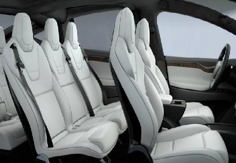 Tesla Recalls 2700 X SUVs