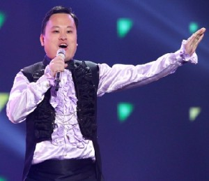 William Hung came back