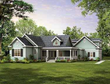 Best Country Living House Plans of the Year