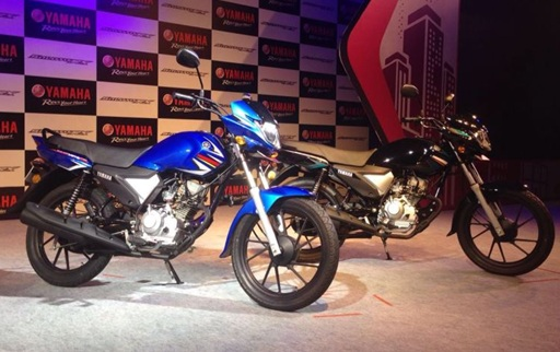 Sporty Look Yamaha Saluto RX 110cc Colours, Price and Average Per Liter