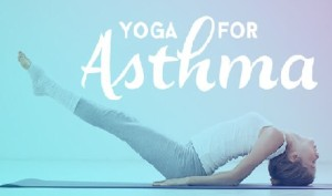 Practicing Yoga can Help Asthma