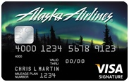 Alaska Airlines Credit Card Login