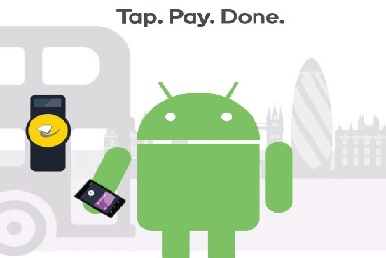 Android Pay with Phone