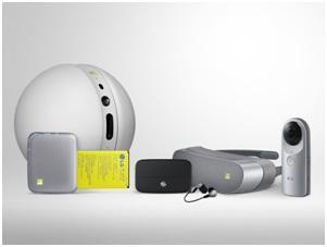 LG Modular Phone Booking