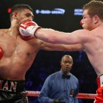 Canelo Alvarez vs Amir Khan Fight Highlights: Fight at The Strip's New T-Mobile Arena