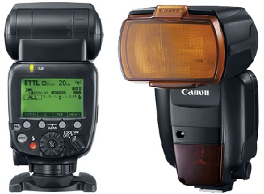 Canon's New Flagship Speedlite and Macro Lens with Built-In Flash Review