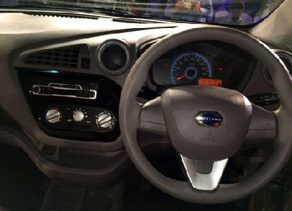 Datsun Redi Go Booking Online