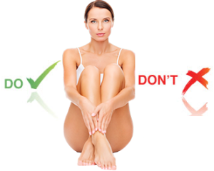 Details of Laser Hair Removal Procedure