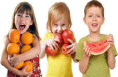 Guide to Kids Healthy Eating: Nutrition for Children and Teens