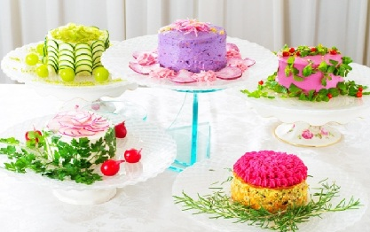 Japanese Salad Cake Recipe: Best Nutritional Salads Disguised as Cakes