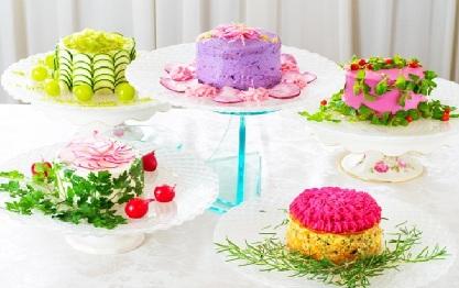 Vegetable Salad Cake Benefits