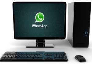 Login WhatsApp Desktop Version