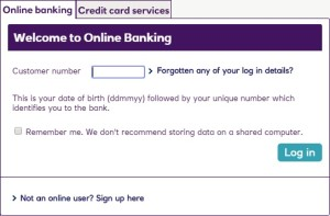 Natwest Online Banking Sign In Page