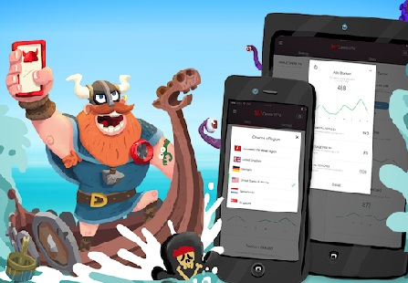 Opera Offers iPhone Users Free VPN, with Strings Attached