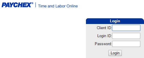 Paychex Time and Labor Online Sign In