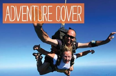 Risky Activities or Adventure Sports Coverable Under Insurance?