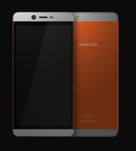 Smartron Phone Specification and Photos