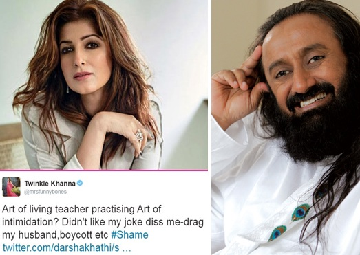 Twinkle Khanna, Faced Lots of Criticism for Her Funny Barb