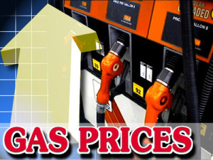 Utah Gasoline Prices Increasing