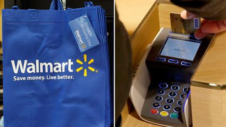 Wal mart Visa Chip Card Transaction Fee Fixing