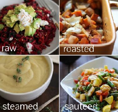 Healthiest Way to Cook Vegetables Nutrients