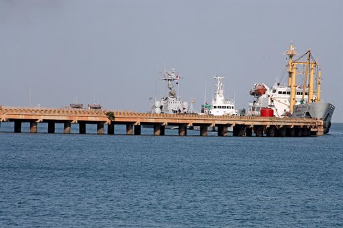 Sea link between Okha and Bet Dwarka