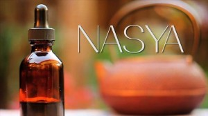 How to do Nasya Oil