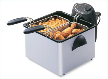 Best Rated Budget Deep Fryer Reviews and Consumer Reports
