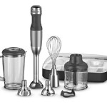 Best Hand Blender and Single Serve Smoothie Blenders with Low Noise