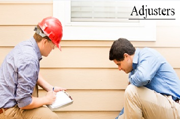 Home Insurance Claim Adjusters Estimates The Cost of Repairing of Damaged Home