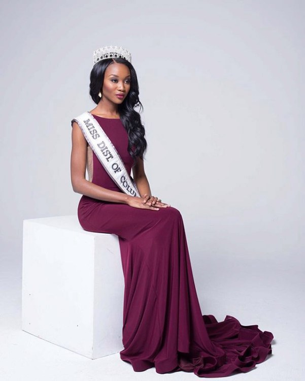 Miss District of Columbia photo