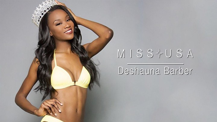 Photos of Deshauna Barbara: Miss District of Columbia, crowned as Miss USA 2016