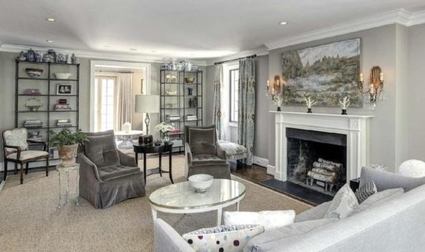 Obama's plan on renting a nine bedroom mansion
