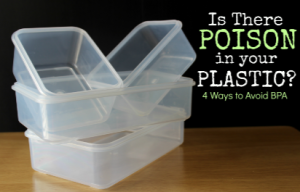 plastics are not good for health