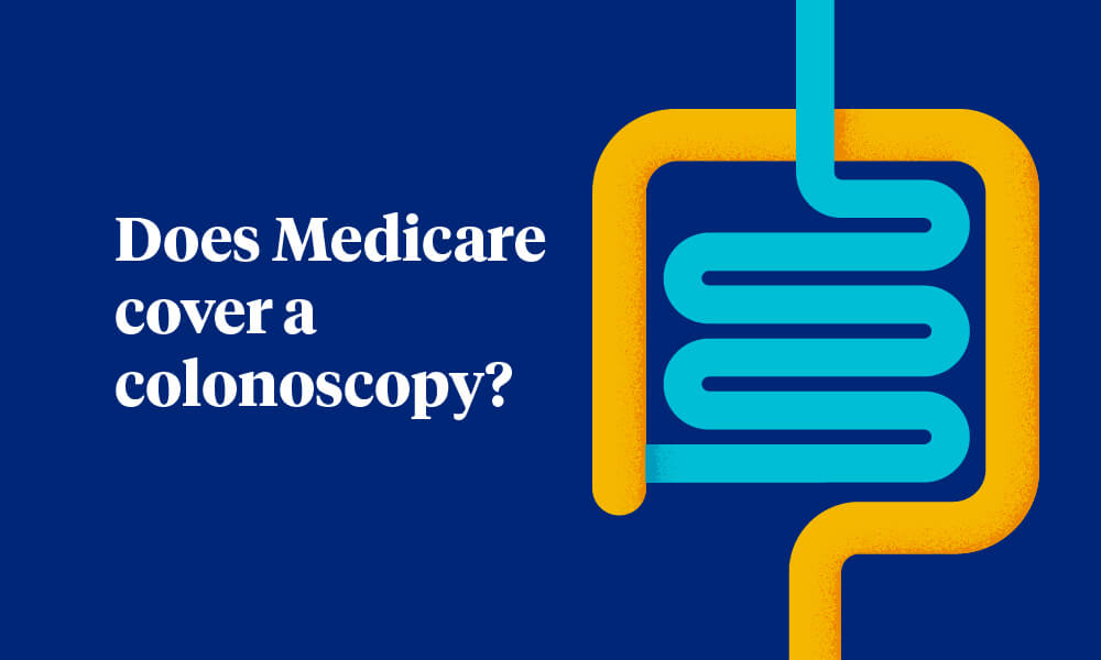 Medicare covers screening colonoscopies