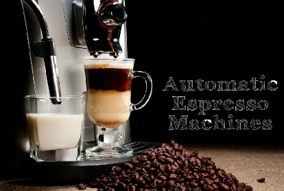 Automatic Espresso Machine Reviews: Espresso Maker with Automatic Milk Frother