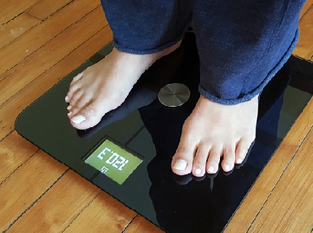 Weighing Scale App for iPhone/ Android