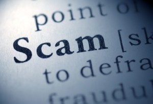 Beware of Health Care Scams