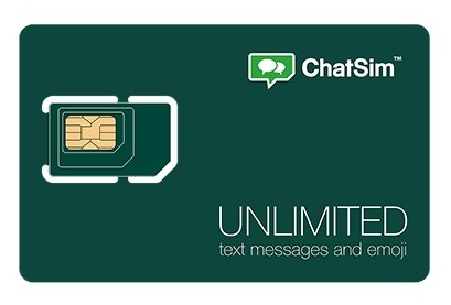 ChatSim – First SIM Card That Comes With Such Unlimited Messaging